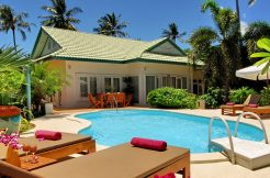 Laem Set villa Orchid Koh Samui