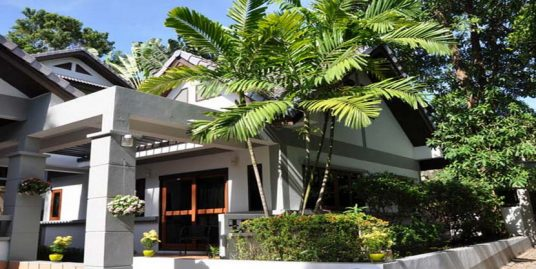 Location bungalow Koh Samui Chaweng 2 chambres piscine