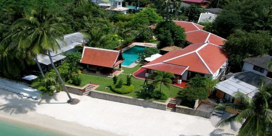 Location villa Bang Rak 3/5 chambres piscine bord plage
