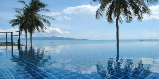 Location villa Bophut Koh Samui 5 chambres piscine plage