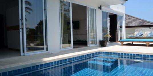 Location villa Samui Chaweng 3 chambres piscine
