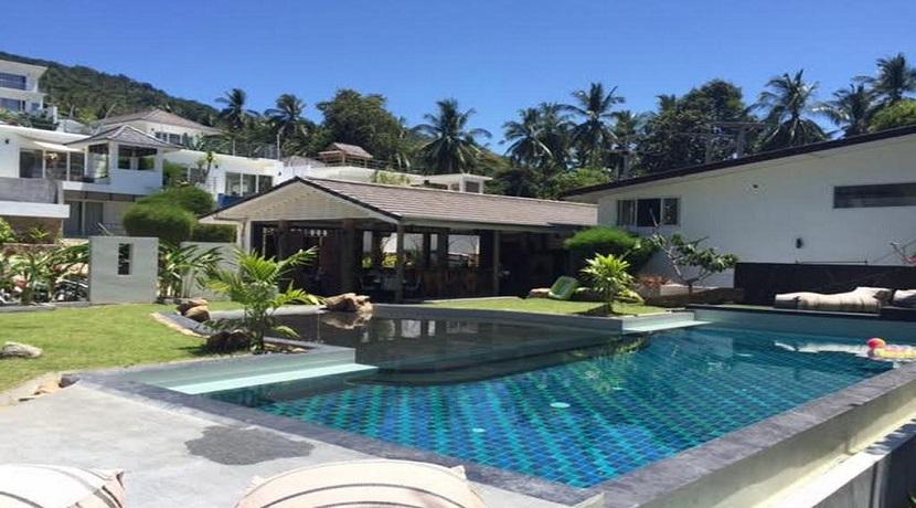 logement vacances chaweng Koh Samui - piscine