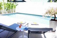logement vacances choeng Mon Koh Samui