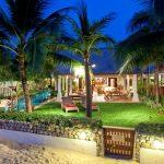 Maenam beach villa Koh Samui