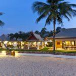 Maenam villa Koh Samui Location