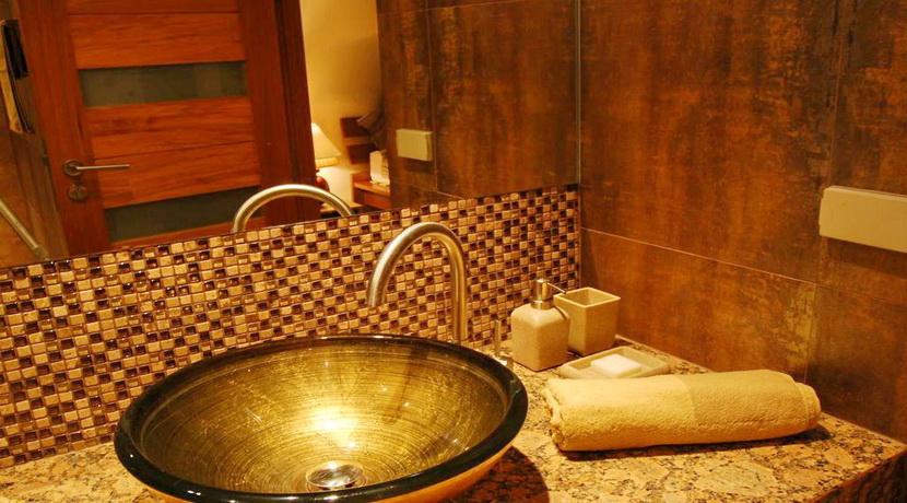 salle d'eau Villa location Plai Laem_resize