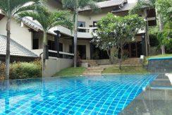 Villa chaweng koh samui location