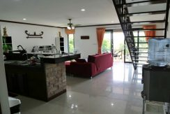 vue appartement duplex Lamai Koh Samui_resize