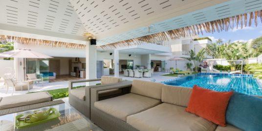 A louer Ban Tai Koh Samui villa 3/4/5 chambres piscine