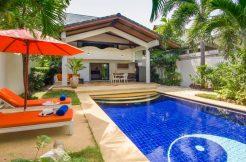 A louer Koh Samui Ban Tai villa Martini