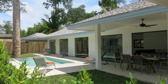 A louer villas Maenam 2 à 9 chambres piscine 1km plage