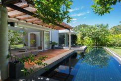 A louer villa 2 chambres Mae Nam Koh Samui Villa Koru
