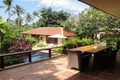 A louer villa 3 chambres Choeng Mon Koh Samui Villa Maprao