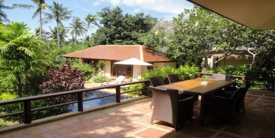 A louer villa 3 chambres Choeng Mon Koh Samui