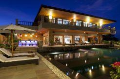 A louer villa 4 chambres Choeng Mon Koh Samui Villa Baan Phuuarak