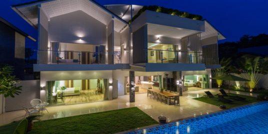 A louer villa Ban Tai Koh Samui 3/4/5 chambres piscine