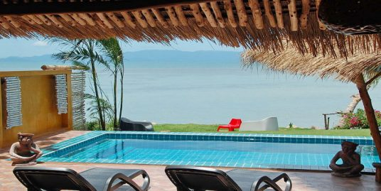 A louer villa Ban Thai Koh Phangan 4 chambres piscine plage