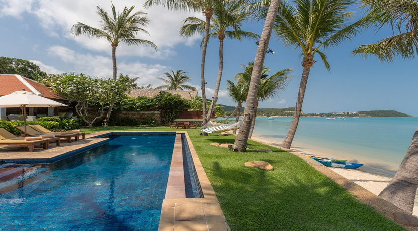 A louer villa Bangrak Koh Samui 7 chambres Villa Ban Haad Sai_resize