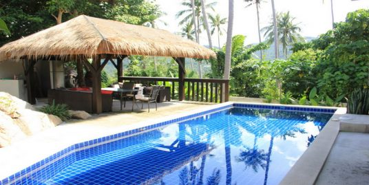 A louer villa Chaweng Noi Koh Samui 3 chambres piscine