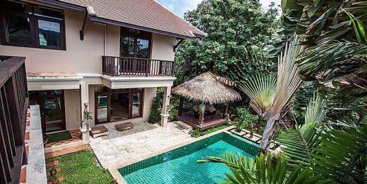 A louer villa Chaweng Noi 3 chambres piscine 700 m plage