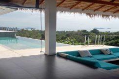 A louer villa Hin Kong Koh Phangan