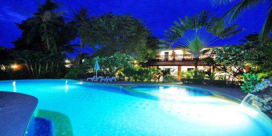 louer villa Koh Samui Bang Por 3 chambres piscine plage