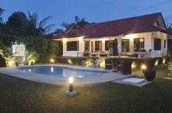 A louer villa Koh Samui Bangrak Dreamland Residence
