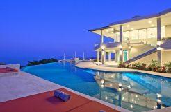 A louer villa Koh Samui Choeng Mon Villa Bon Khao