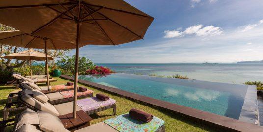 A louer villa Koh Samui Laem Set 7 chambres piscine mer