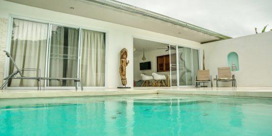 A louer villa Lamai 2 chambres + studio piscine vue jungle