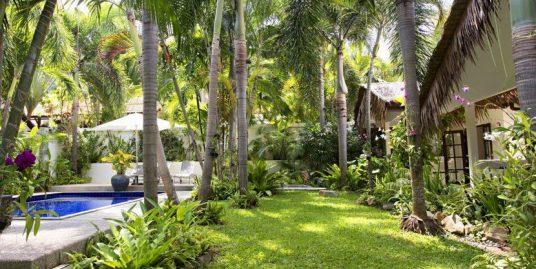 A louer villa Mango Bophut 2 chambres piscine proche plage