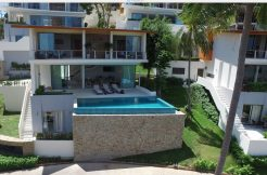 A louer villa Plai Laem Koh Samui - Villa 6 - The Ridge
