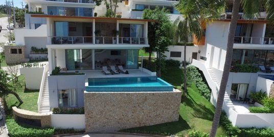 A louer villa Plai Laem Koh Samui 3 chambres piscine