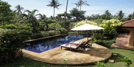 A louer villa vacances Choeng Mon Koh Samui