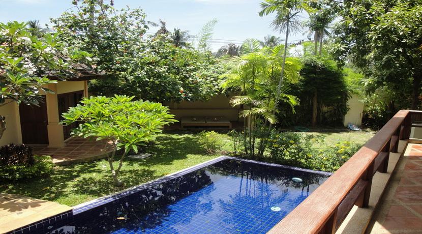 A louer villa vacances Koh Samui Choeng Mon (9)_resize