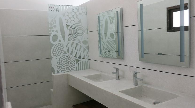 A louer villas Maenam Koh Samui salle de bains_resize