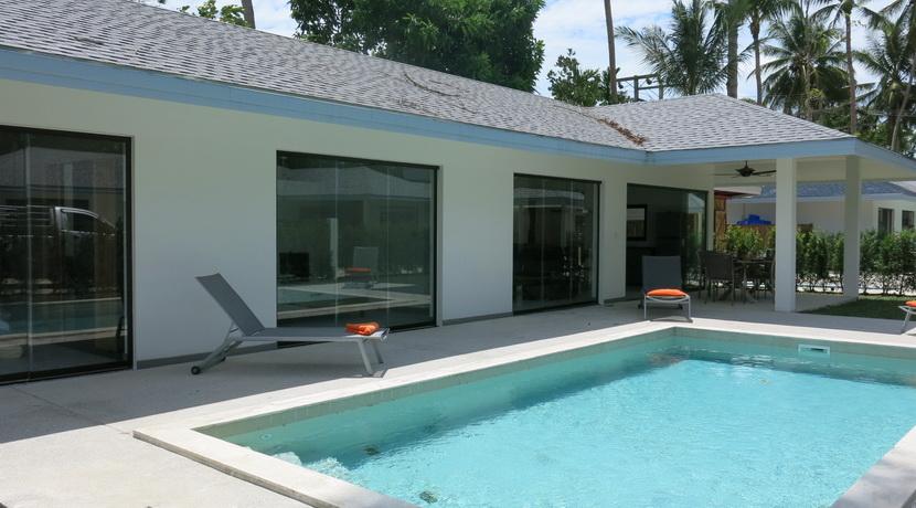 A louer villas Maenam Koh Samui sla piscine_resize
