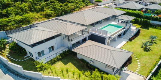 A vendre Bophut Koh Samui villa 5 chambres piscine