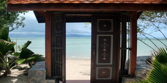 A vendre Koh Phangan Ban Tai 3 villas 2 chambres