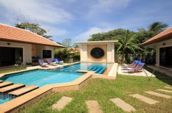 A vendre luxueuse villa Bangrak Koh Samui