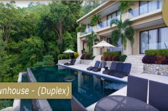 A vendre maison duplex Chaweng Koh Samui