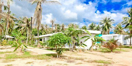 A vendre petit ensemble de villas Koh Phangan Chalok Baan Khao