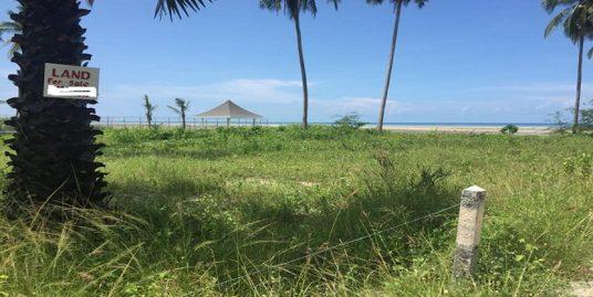 A vendre terrain Baan Talay Koh Samui 2.067 m² bord de mer