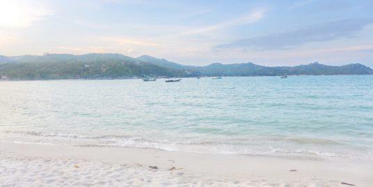 A vendre terrain Koh Phangan Thong Nai Pan 13 rai bord de mer