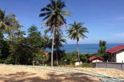 A vendre terrains vue mer Haad Yao Koh Phangan