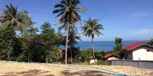 A vendre terrains vue mer Haad Yao Koh Phangan 572m² et 768m²