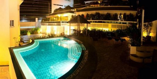 A vendre unité de 3 appartements Lamai piscine