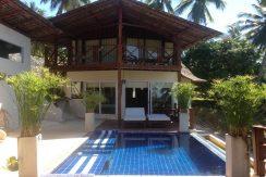 A vendre villa Ban Kai Koh Phangan