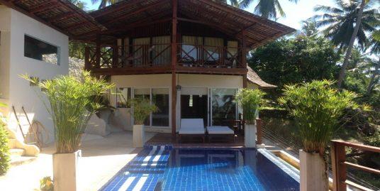 A vendre villa Ban Kai Koh Phangan 2 chambres piscine vue mer