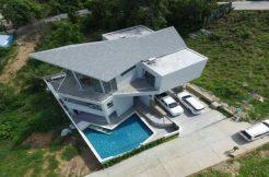 A vendre villa Choeng Mon Koh Samui Villa Chamanan